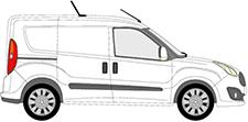 COMBO Skøíòová/velkoprostorová limuzína (X12)