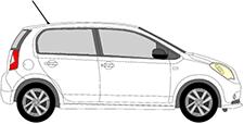 Mii (KF1, KE1)