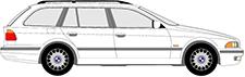 5 Touring (E39)