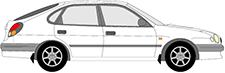 COROLLA Liftback (_E11_)