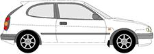 COROLLA Compact (_E11_)