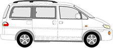 H-1 / STAREX velkoprostorová limuzína (A1)