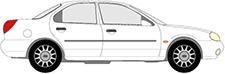MONDEO II limuzína (BFP)