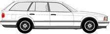 5 Touring (E34)