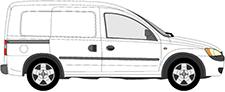 COMBO Skøíòová/velkoprostorová limuzína