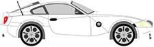 Z4 kupé (E86)