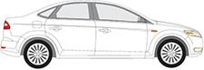 MONDEO IV limuzína (BA7)