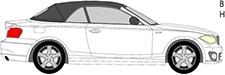 1 Kabriolet (E88)