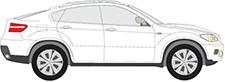 X6 (E71, E72)