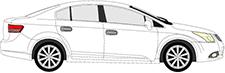 AVENSIS limuzína (_T27_)