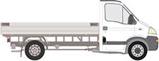 MOVANO B valník/podvozek (X62)