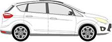 C-MAX II (DXA/CB7, DXA/CEU)