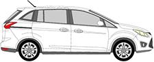 GRAND C-MAX (DXA/CB7, DXA/CEU)